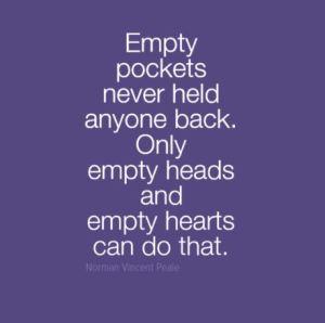 emptypockets